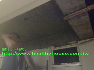 天花板拆除-2