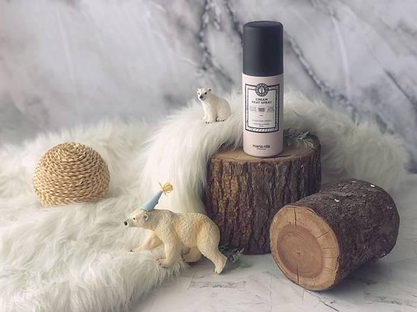 北歐極品 maria nila 活力滋潤噴霜 抗熱修復配方 保護髮色 滋養受損髮