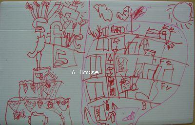 蘋果房子和蛋糕房子(2010.12)