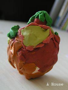 水果冰淇淋,另一側(5y4m)