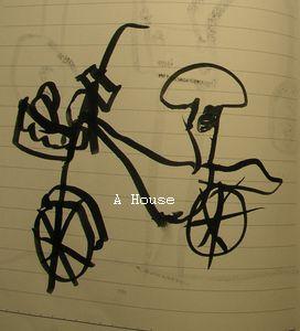 [速寫]腳踏車(3y8m)