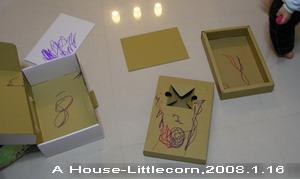最近超愛畫箱子