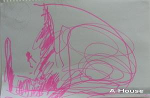 彩色筆畫3