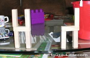 立體版「H h」