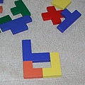 運用puzzle做成「6」