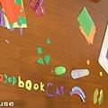 運用小玉米喜歡字母,玩剪貼。