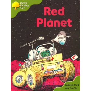 red planet by oxford