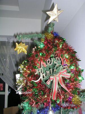 2011聖誕花圈