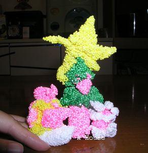 2011聖誕樹(泡泡土)