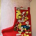 2011自製聖誕襪