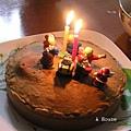 小好米二歲生日蛋糕-檸檬奶油磅蛋糕(Alex)
