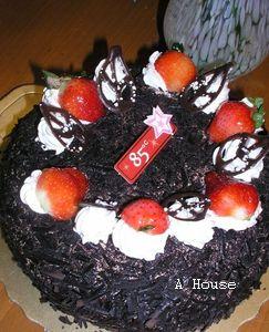 2012情人節蛋糕