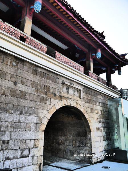 東門城(2012.8)