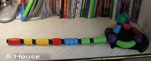 火車(3y1m)