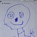 幼稚園的假日分享畫(3y4m2w)