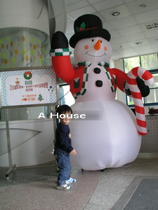 聖誕節:晨曦發展中心(3y5m4w)