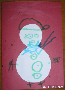 snowman(3y6m)