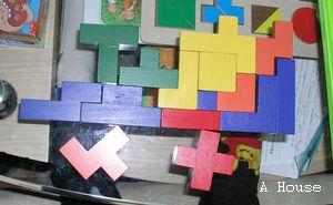 火車(magic puzzle, 3y6m)