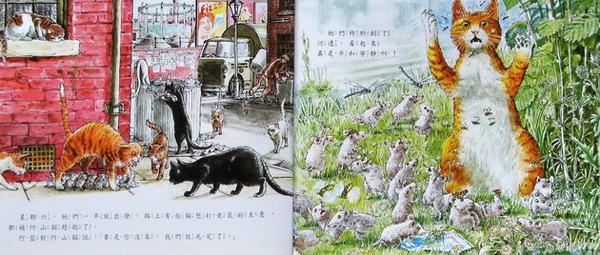 【聖堂老鼠】小世界大冒險