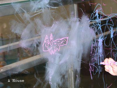 台中兒童藝術館(4y4m) 「畫貓咪」