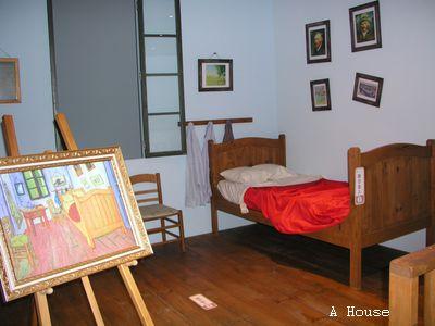 台中兒童藝術館(4y4m) 「梵谷的房間」