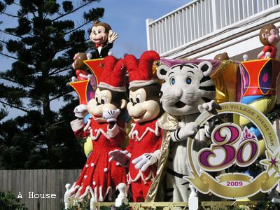 2009六福村聖誕party