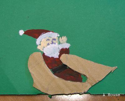 2009聖誕卡片背面1