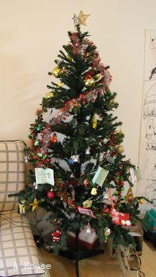 2009家裡的聖誕樹