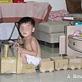 2歲小玉米的生日(爸爸做)