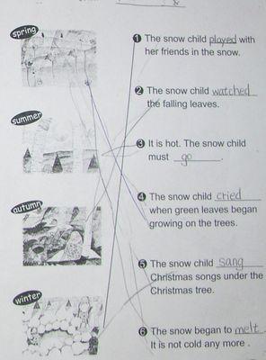 大班英文作業