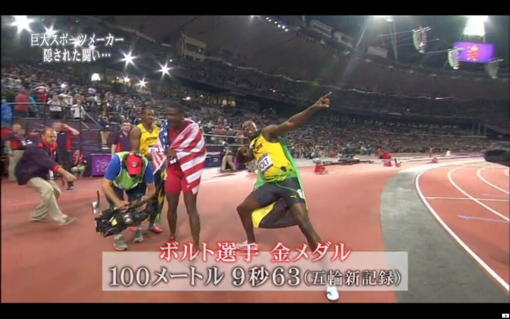 隱藏的奧運另一場戰爭