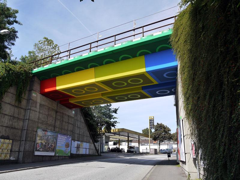 德國樂高橋1