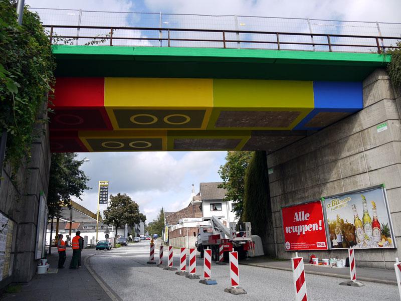 德國樂高橋2