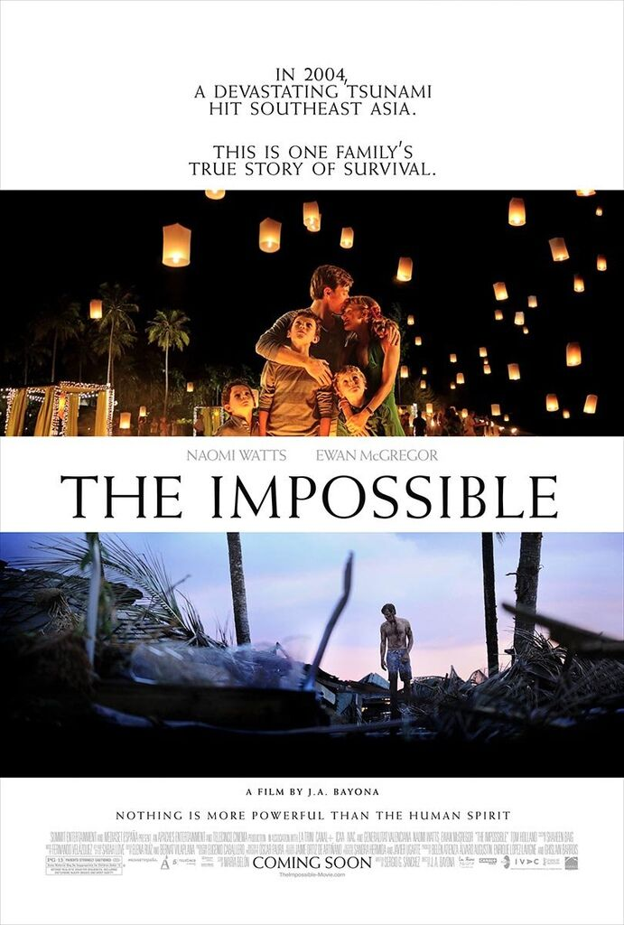 浩劫奇蹟(The Impossible)1
