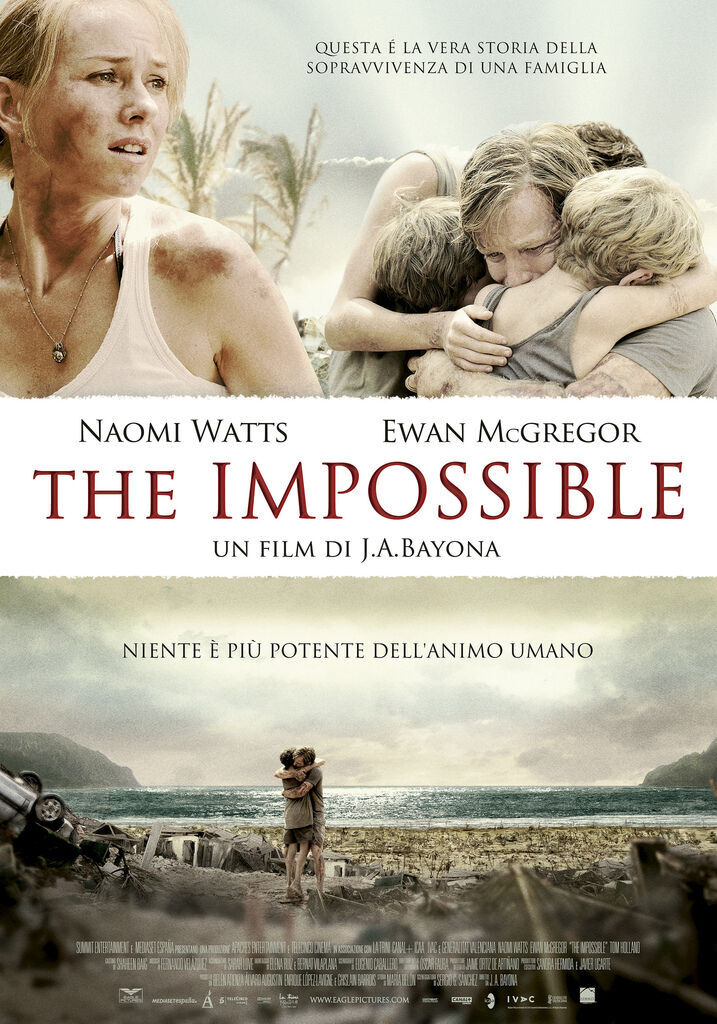 浩劫奇蹟(The Impossible)2