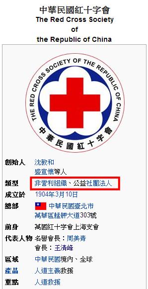 中華民國紅十字會