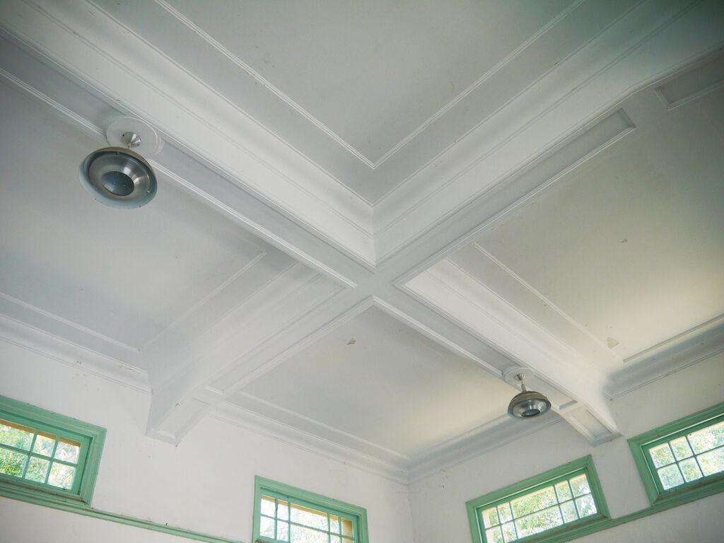 車站天花板