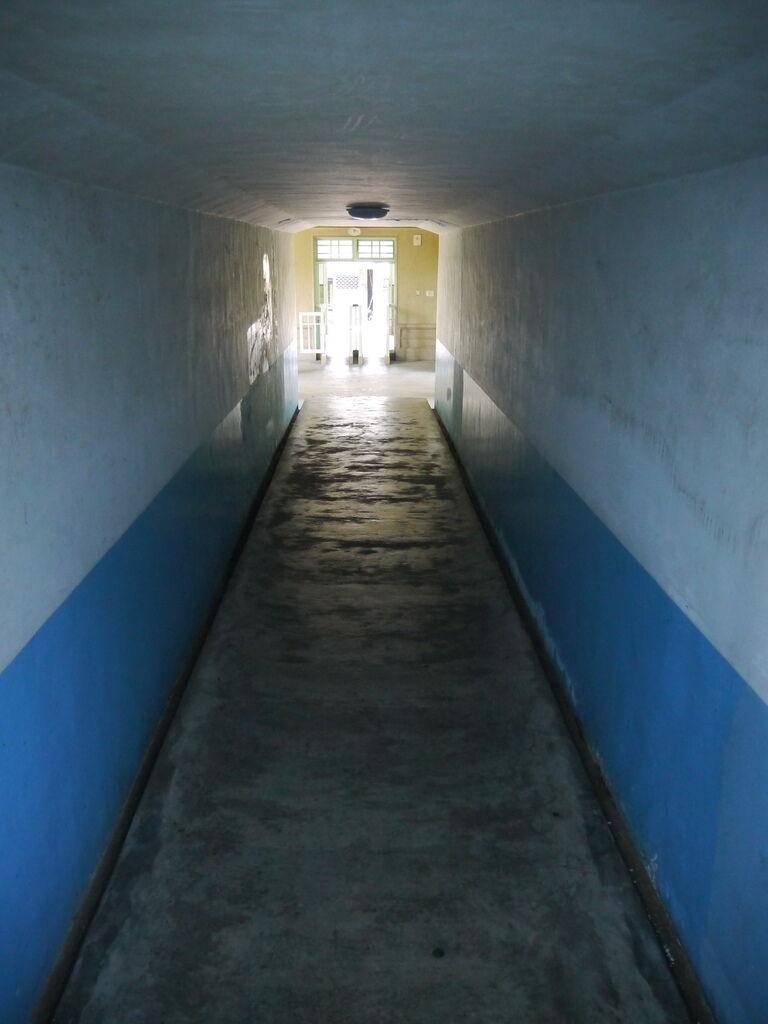 車站地下道