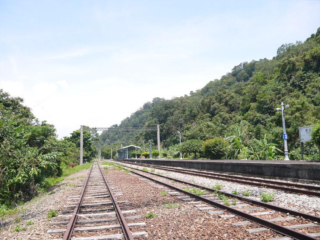舊泰安車站