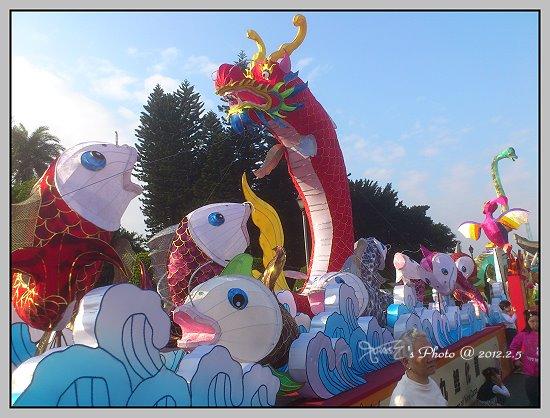2012龍年台北燈會1