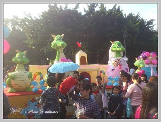 2012龍年台北燈會9