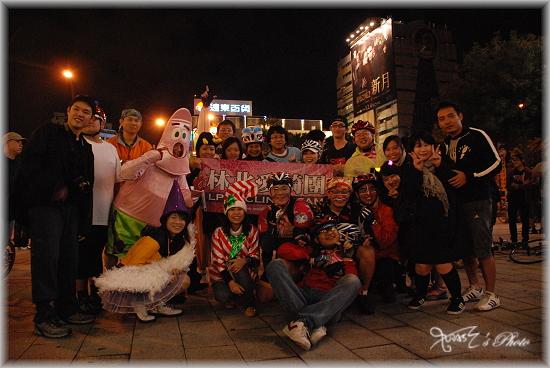 2009台北城市單車野貓賽1.JPG