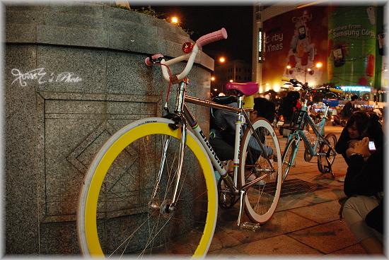 2009台北城市單車野貓賽3.JPG