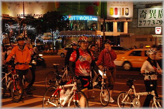 2009台北城市單車野貓賽6.JPG