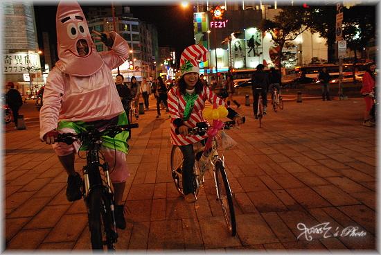 2009台北城市單車野貓賽15.JPG