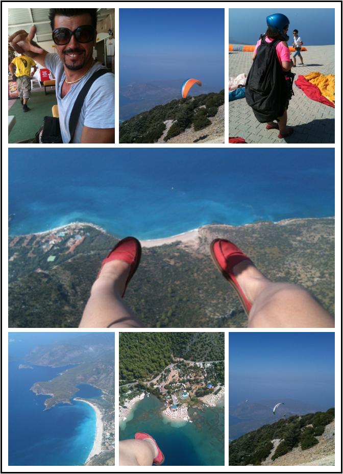 土耳其Fethiye飛行傘