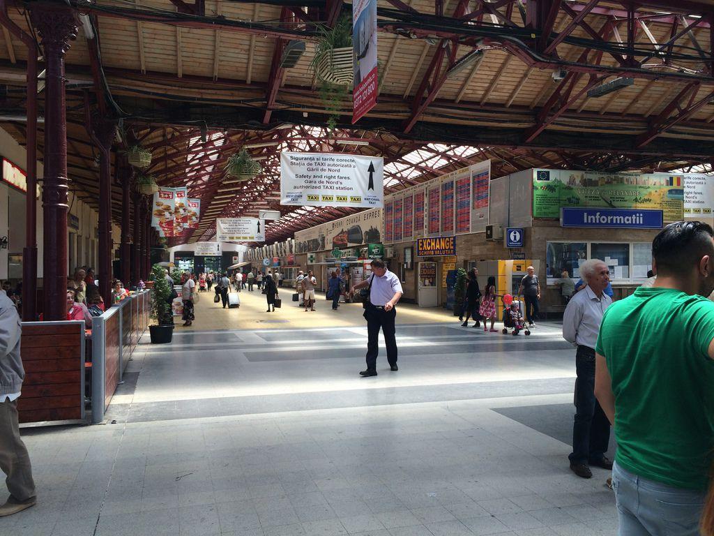 布加勒斯特火車站