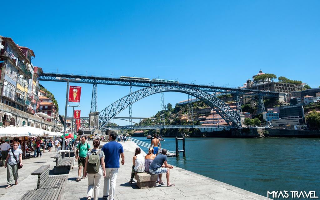 葡萄牙波多-多羅河