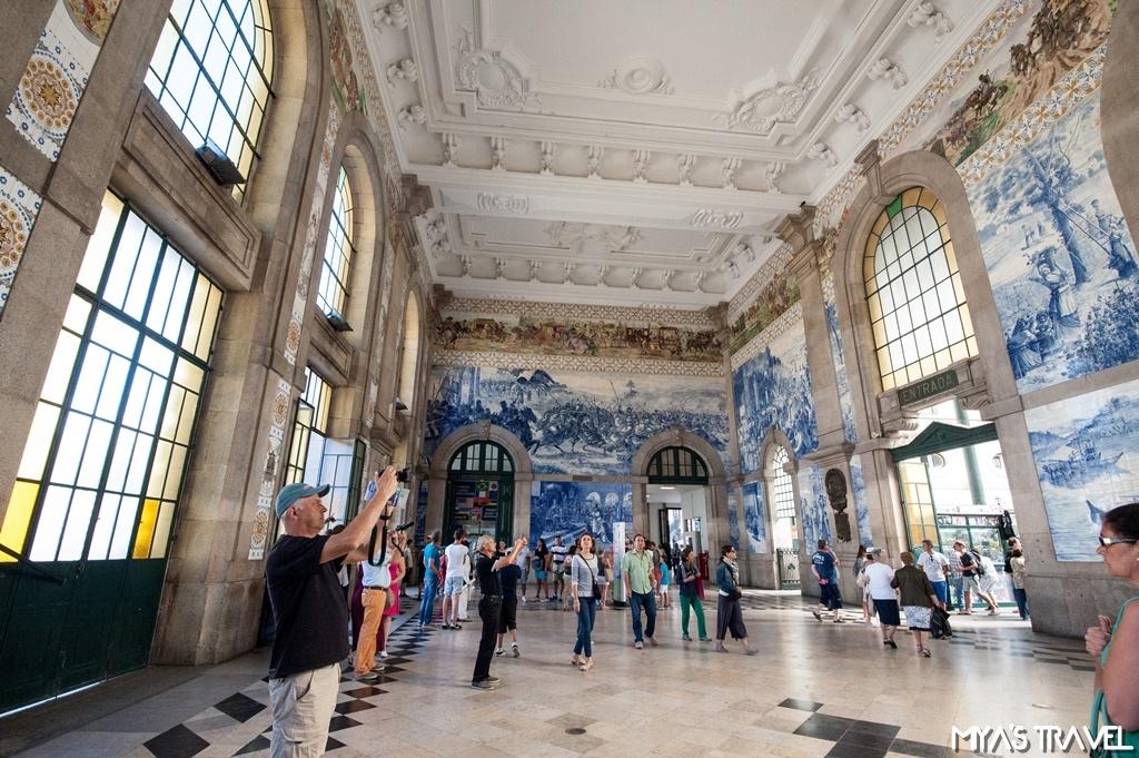 葡萄牙波多-最美火車站