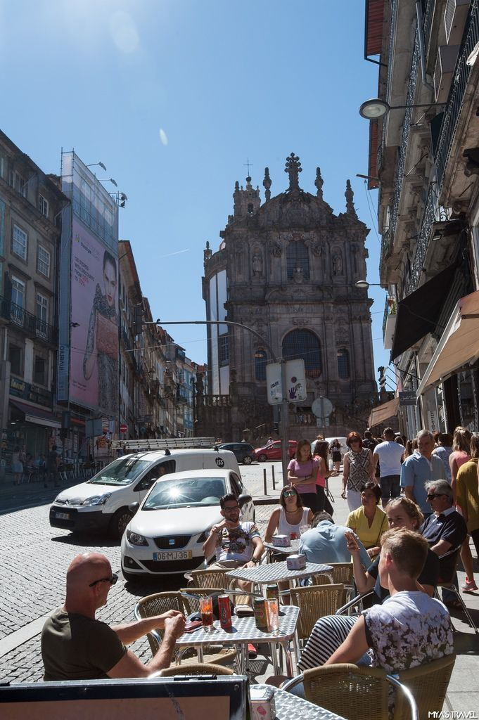 葡萄牙波多-喝一杯拿鐵